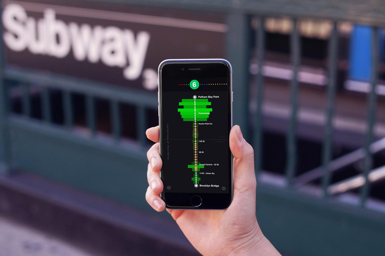 Portable Nyc Subway Map.Subspotting