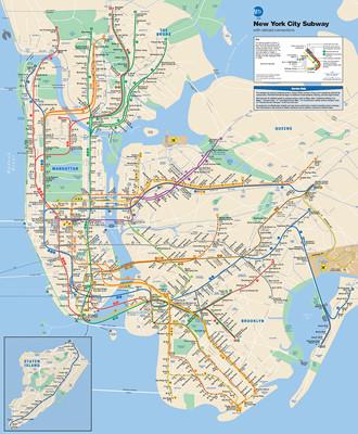 Subway Map Phone.Subspotting